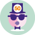 Populaire 50
