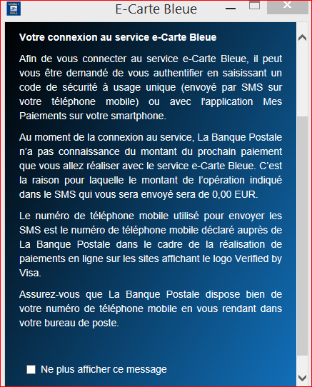 e carte bleue bloquée banque postale carte bancaire bloquée soit sur page existante, so   Page 3