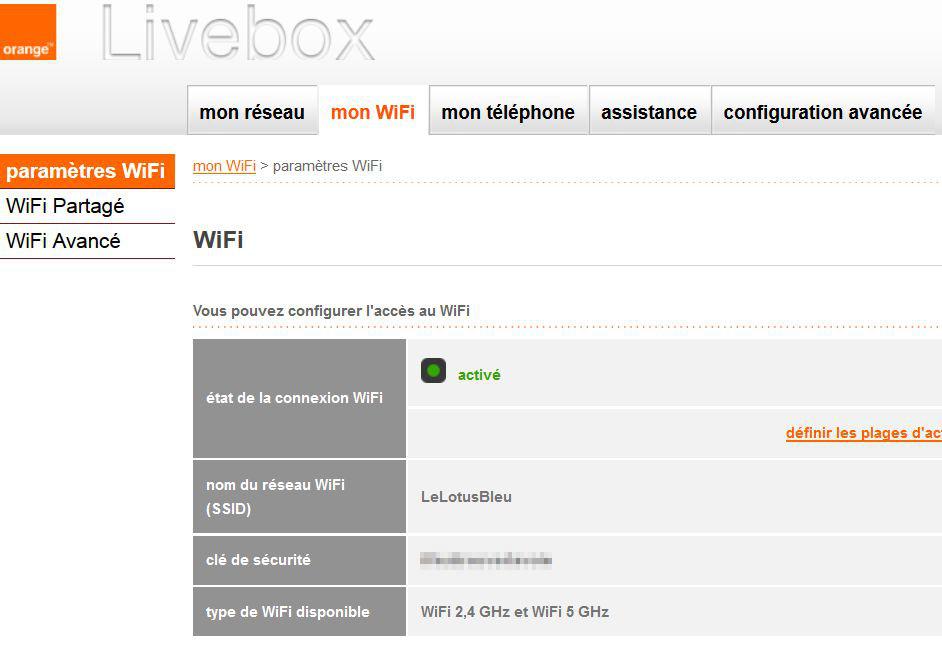 mon wifi ne fonctionne plus sur mon smartphone sam communaut orange. Black Bedroom Furniture Sets. Home Design Ideas