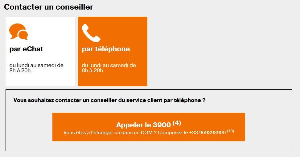 23b3d939c8e1b8 perte de mot de passe fti  - Communauté Orange