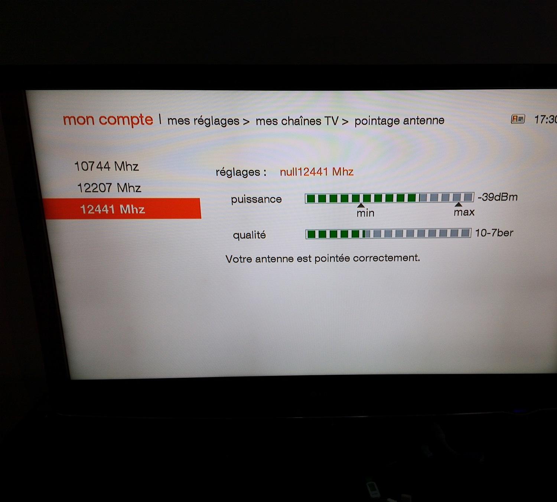 R 233 Solu Aucun Signal Satellite Avec Uhd87 Sans Raison