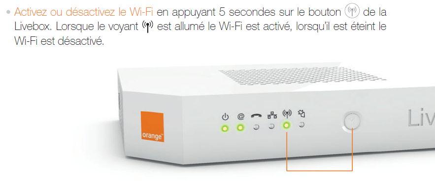 r solu re la connexion wifi ne fonctionne pas communaut orange. Black Bedroom Furniture Sets. Home Design Ideas
