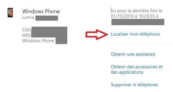 comment localiser un telephone portable orange