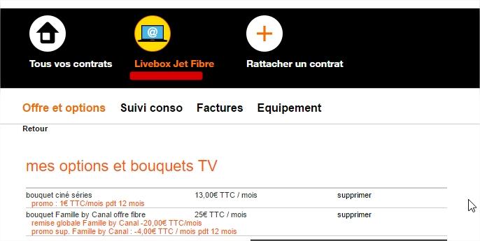 La TV d'Orange : quelles chaînes incluses dans l'offre « basique » ?