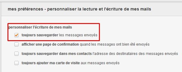 Rsolu Probleme Boite Mail