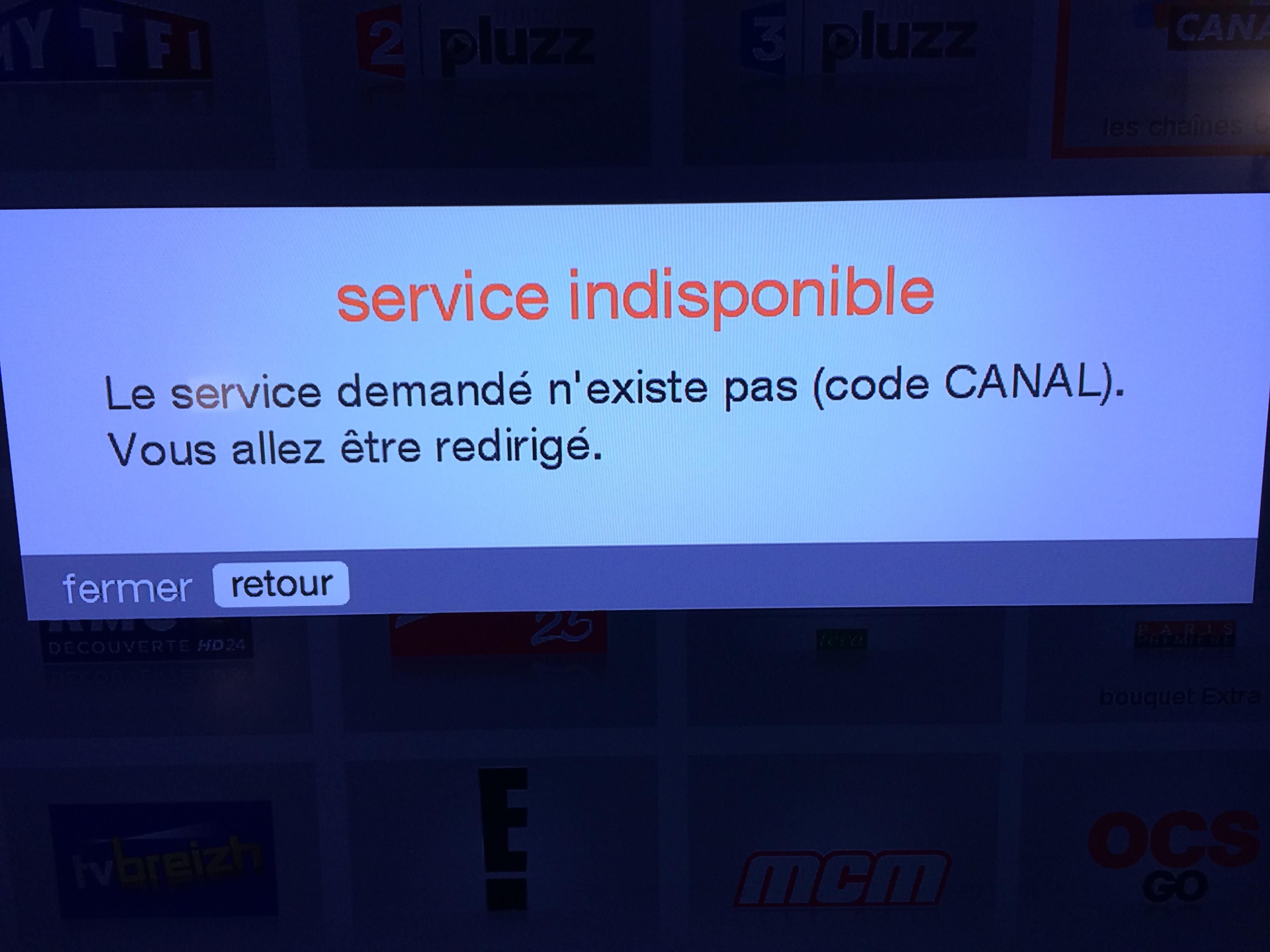 Resolu Plus D Acces A L Univers Canal Plus De Replay C