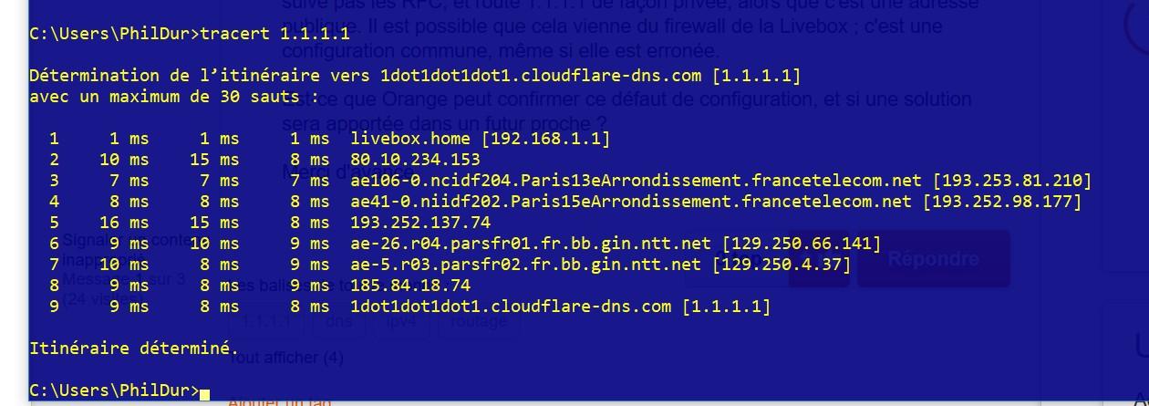 assistance livebox 1.0.0.1