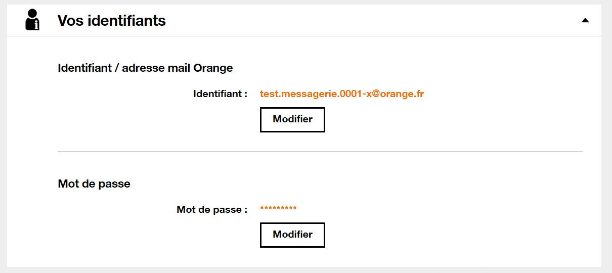 Mot Modifier Et Passe Orange Adresse Alias De Communauté 29WHEIeYD
