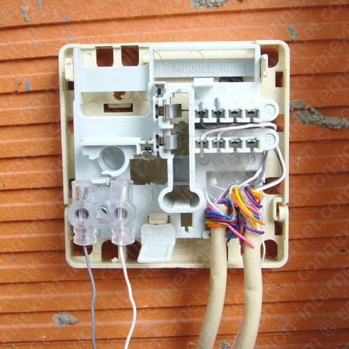 Probleme d bit avec vdsl2 communaut orange - Branchement livebox telephone ...