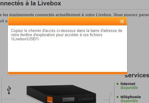 livebox pro v3 serveur int gr communaut orange. Black Bedroom Furniture Sets. Home Design Ideas